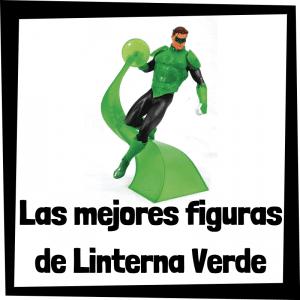 Figuras de colección de Linterna Verde - Las mejores figuras de colección de Green Lantern de Hal Jordan