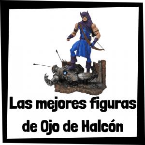 Figuras de Ojo de Halcón - Hawkeye