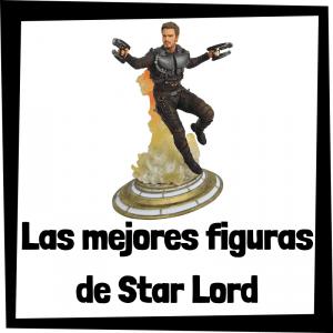 Figuras de Star Lord de Guardianes de la Galaxia