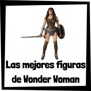 Figuras de colección de Wonder Woman - Las mejores figuras de colección de Wonder Woman