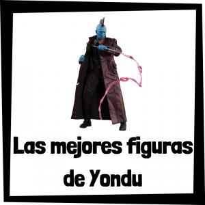 Figuras de Yondu de los Guardianes de la Galaxia