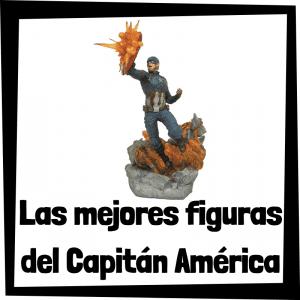 Figuras del Capitán América