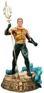 Hot Toys Sideshow de Aquaman versión cómics - Los mejores Hot Toys de Aquaman - Figuras coleccionables de Aquaman