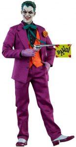Hot Toys Sideshow de Joker de los Comics - Los mejores Hot Toys del Joker - Figuras coleccionables del Joker