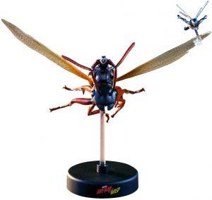 Hot Toys de Ant man y la Avispa sobre hormiga voladora - Los mejores Hot Toys de Ant man - Figuras coleccionables de Antman
