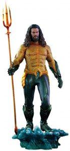 Hot Toys de Aquaman en la película de Aquaman - Los mejores Hot Toys de Aquaman - Figuras coleccionables de Aquaman