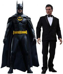 Hot Toys de Batman de Michael Keaton - Los mejores Hot Toys de Batman - Figuras coleccionables de Batman