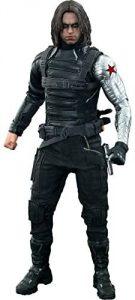 Hot Toys de Bucky Barnes del Soldado de Invierno en Capitán América 2 - Los mejores Hot Toys de The Winter Soldier - Figuras coleccionables del Soldado de Invierno