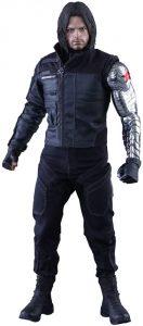 Hot Toys de Bucky Barnes del Soldado de Invierno en Capitán América 3 - Los mejores Hot Toys de The Winter Soldier - Figuras coleccionables del Soldado de Invierno
