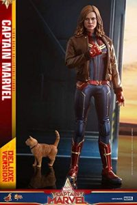 Hot Toys de Capitana Marvel - Captain Marvel - Los mejores Hot Toys de Capitana Marvel - Figuras coleccionables de Capitana Marvel