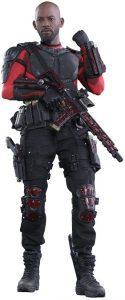 Hot Toys de Deadshot de Will Smith en Escuadrón Suicida - Los mejores Hot Toys de Deadshot - Figuras coleccionables de Deadshot