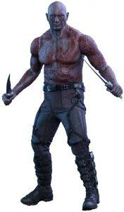 Hot Toys de Drax de Guardianes de la Galaxia Volumen - Los mejores Hot Toys de Drax - Figuras coleccionables de Guardianes de la Galaxia
