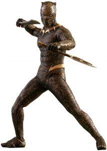 Hot Toys de Erik Killmonger en Black Panther - Los mejores Hot Toys de Black Panther - Figuras coleccionables de Black Panther