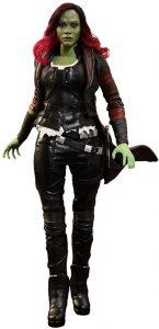 Hot Toys de Gamora de Guardianes de la Galaxia Volumen 2 - Los mejores Hot Toys de Gamora - Figuras coleccionables de Guardianes de la Galaxia