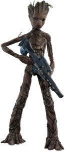 Hot Toys de Groot de Infinity War - Los mejores Hot Toys de Groot - Figuras coleccionables de Guardianes de la Galaxia