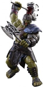 Hot Toys de Hulk Gladiador en Thor 3 Ragnarok - Los mejores Hot Toys de Hulk - Figuras coleccionables de Hulk