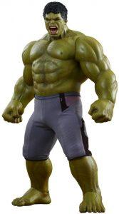 Hot Toys de Hulk en Vengadores la Era de Ultron - Los mejores Hot Toys de Hulk - Figuras coleccionables de Hulk