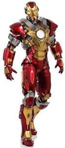 Hot Toys de Iron Man Mark 17 Heartbreaker - Los mejores Hot Toys de Iron Man - Figuras coleccionables de Ironman