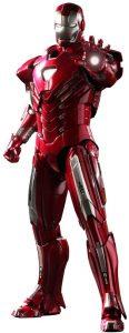 Hot Toys de Iron Man Mark 33 Silver - Los mejores Hot Toys de Iron Man - Figuras coleccionables de Ironman