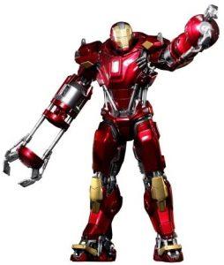 Hot Toys de Iron Man Mark 35 - Los mejores Hot Toys de Iron Man - Figuras coleccionables de Ironman