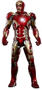 Hot Toys de Iron Man Mark 43 la Era de Ultron - Los mejores Hot Toys de Iron Man - Figuras coleccionables de Ironman