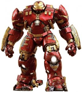 Hot Toys de Iron Man Mark 44 Hulkbuster - Los mejores Hot Toys de Iron Man - Figuras coleccionables de Ironman