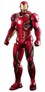 Hot Toys de Iron Man Mark 45 la Era de Ultron - Los mejores Hot Toys de Iron Man - Figuras coleccionables de Ironman