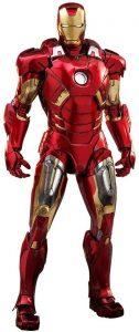 Hot Toys de Iron Man Mark 7 los Vengadores - Los mejores Hot Toys de Iron Man - Figuras coleccionables de Ironman