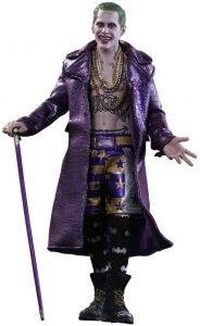 Hot Toys de Joker de Jared Leto en Escuadrón Suicida - Los mejores Hot Toys del Joker - Figuras coleccionables del Joker