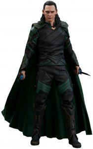 Hot Toys de Loki en Thor Ragnarok - Los mejores Hot Toys de Loki - Figuras coleccionables de Loki