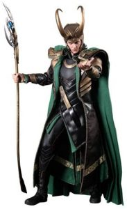 Hot Toys de Loki en los Vengadores - Los mejores Hot Toys de Loki - Figuras coleccionables de Loki