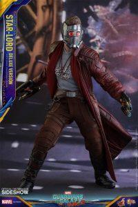 Hot Toys de Star Lord de Guardianes de la Galaxia Volumen 2 - Los mejores Hot Toys de Star Lord - Figuras coleccionables de Guardianes de la Galaxia