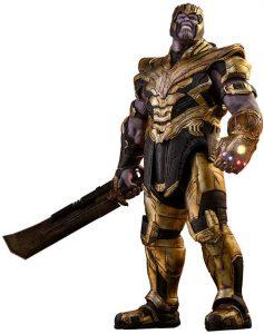 Hot Toys de Thanos en Vengadores End Game - Los mejores Hot Toys de Thanos - Figuras coleccionables de Thanos
