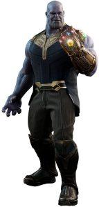 Hot Toys de Thanos en Vengadores Infinity War - Los mejores Hot Toys de Thanos - Figuras coleccionables de Thanos