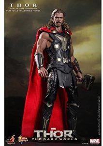 Hot Toys de Thor en Thor 2 The Dark World - Los mejores Hot Toys de Thor - Figuras coleccionables de Thor