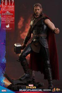 Hot Toys de Thor en Thor Ragnarok - Los mejores Hot Toys de Thor - Figuras coleccionables de Thor