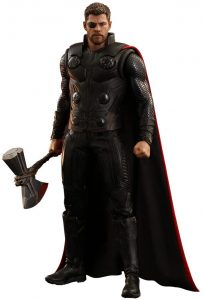 Hot Toys de Thor en los Vengadores Infinity War - Los mejores Hot Toys de Thor - Figuras coleccionables de Thor
