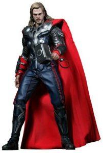 Hot Toys de Thor en los Vengadores - Los mejores Hot Toys de Thor - Figuras coleccionables de Thor