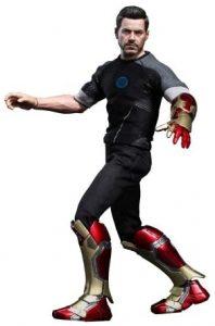 Hot Toys de Tony Stark en Iron Man 3 - Los mejores Hot Toys de Iron Man - Figuras coleccionables de Ironman