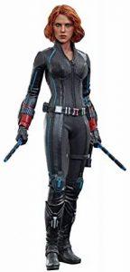 Hot Toys de Viuda Negra en los Vengadores la Era de Ultron - Los mejores Hot Toys de Black Widow - Figuras coleccionables de la Viuda Negra