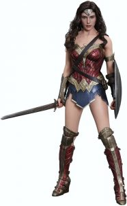 Hot Toys de Wonder Woman en Batman vs Superman 2 - Los mejores Hot Toys de Wonder Woman - Figuras coleccionables de Wonderwoman