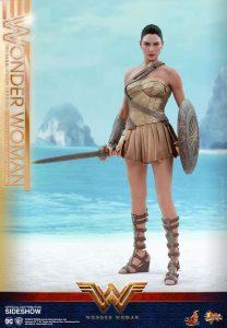 Hot Toys de Wonder Woman en película individual - Los mejores Hot Toys de Wonder Woman - Figuras coleccionables de Wonderwoman