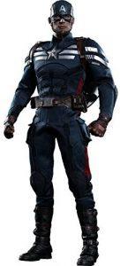 Hot Toys del Capitán América del Soldado de Invierno - Los mejores Hot Toys del Capitán América - Figuras coleccionables del Capitán América
