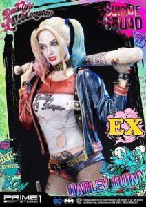 Prime Studio de Harley Quinn de Escuadron Suicida 2 - Los mejores Hot Toys de Harley Quinn - Figuras coleccionables de Harley Quinn
