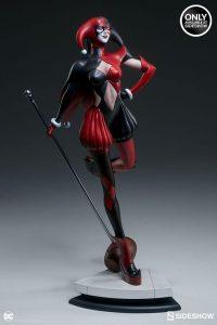 Sideshow Figura Hot Toys de Harley Quinn de Arlequín - Los mejores Hot Toys de Harley Quinn - Figuras coleccionables de Harley Quinn