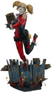 Sideshow Figura Hot Toys de Harley Quinn de los cómics - Los mejores Hot Toys de Harley Quinn - Figuras coleccionables de Harley Quinn