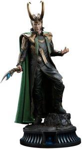 Sideshow Hot Toys de Loki en los Vengadores - Los mejores Hot Toys de Loki - Figuras coleccionables de Loki