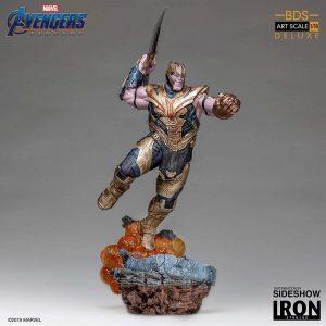 Sideshow Iron Studios de Thanos - Los mejores Hot Toys de Thanos - Figuras coleccionables de Thanos
