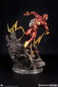 Sideshow de Flash New 52 - Los mejores Hot Toys de Flash - Figuras coleccionables de Flash