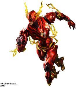 Sideshow de Flash Variante - Los mejores Hot Toys de Flash - Figuras coleccionables de Flash